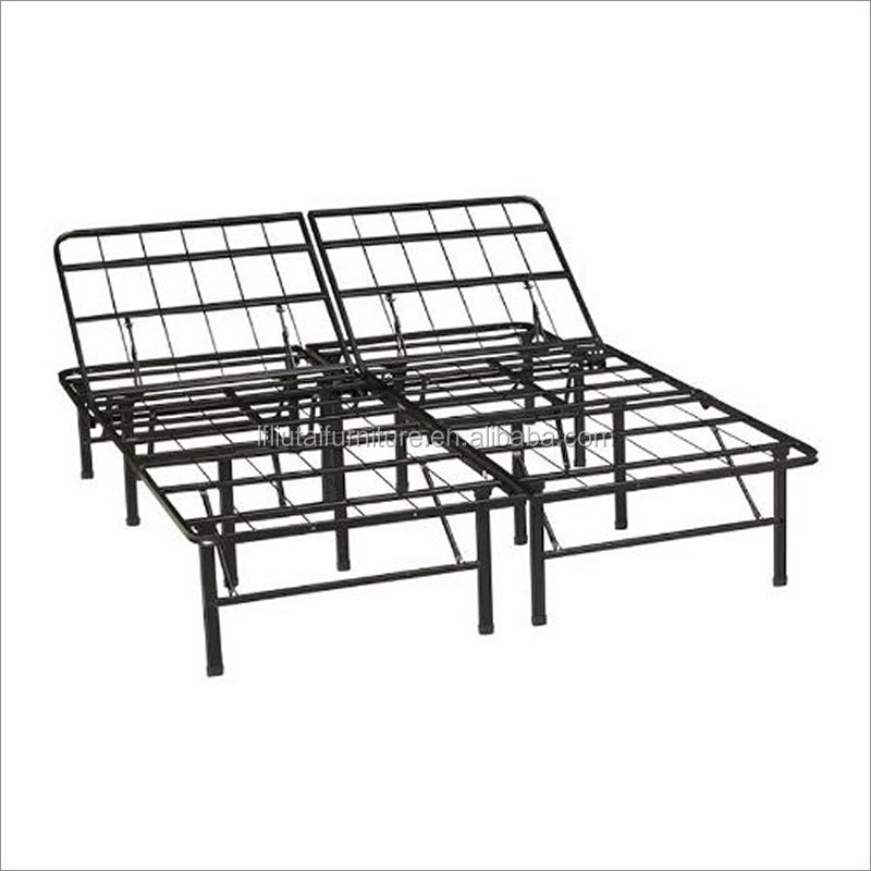 Wholesale twin double queen king size metal for Cheap metal twin bed frame