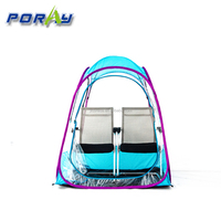 poray dobble people outdoor pop up fishing tent storage tent Viewing tent