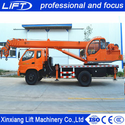 High Quality Used Telescopic Hydraulic Truck Cranes with High Performance For Sale Europe