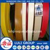 Luli group best price ofdifferent types of PVC edge bonding to africa and UAE market