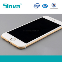 Sinva OEM.For iphone 6s Japan tempered glass screen protector with design 3D full cover edge hot bending screen guard