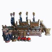 Gamelan Gong Kebyar Music Instrument