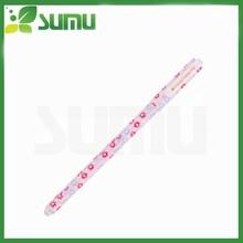full printing plastic slim ball pen