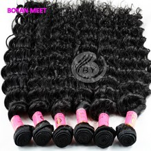 Brazilian Hair Styles Pictures,Unprocessed Deep Wave Human Hair Extension