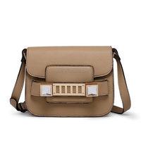 Low price popular pu bags woman handbag/real leather hand bags/contracted leather hand bags