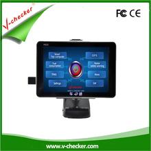 V-checker A622 multifunctional OBD car trip computer gps navigation