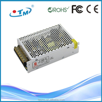 Special packaging 5v led driver ip20 multiple output 12v 10a power supply