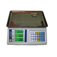 Electric Scales Retail Food Deli Balanza