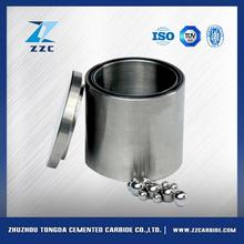 Manufacturer supply all kinds of 500ml cemented carbide grinding jar made in China