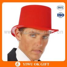 multicolor plastic hat cover, plastic cowboy hat, plastic cap
