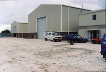 large span 4-36 meters prefabricated steel structure warehouse and workshop and garage