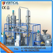VTS-DP waste tyre oil recycling system, waste tyre oil recycling machine ,waste tyre oil recycling equipment