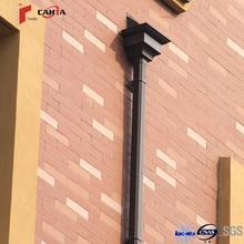 alto qulity prevenire leakaging materiali da costruzione dimensioni pluviali