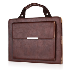 Smart flip leather sleep/wake tablet case for ipad, leather case for ipad 123456 mini, tablet cover