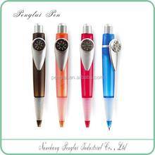 Funny bottle opener plastic pen for travel