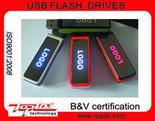 Promotional Item Coperate Gift From China Bulk 1GB Plastic USB Flash Drive