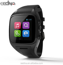 GPS smart watch mobile phone android 4.4 mobile watch phone WIFI smart watch with HD 3M camera