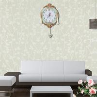 advertising ajanta wall clock models movements antique regulator reproduction french hanging imitation pendulum swing wall clock