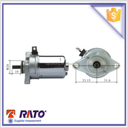 High performance motorcycle starter motor for QIANJIANG 40