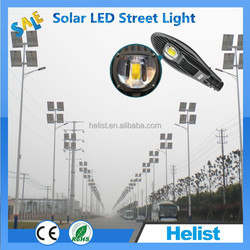 2015 moden design big promotion led light Outdoor Graden Park Road led solar street light