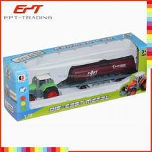 Wholesale mini diecast farm model trucks