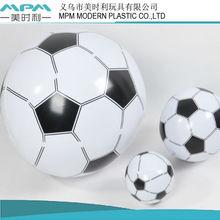 2013 fashion design inflatable soccer beach ball