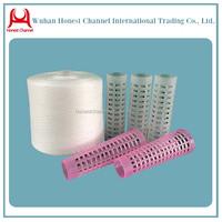 Newest design 40/2 100% Spun Polyester sewing thread dyeing machine