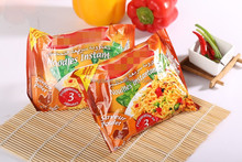 85g Fried Instant Beef Flavor Noodles in bag