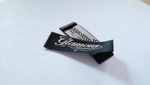 Cheap designer marca nome barato tecidos grife de roupas impresso