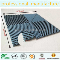 PVC interlocking tile,pvc plastic flooring tile,vinyl flooring mat