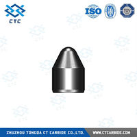 Zhuzhou Tongda carbide buttons bits with different shape designs