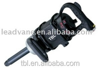 """TI-5823 1""""Industrial Twin Hammer Mechanism With 2""""/6"""" Anvil Air Impact Wrench"""