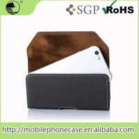 Classic Leather Pouch for iPhone 6