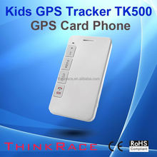 Brand New mini children gps tracker necklace gps TK500 with life sos alarm