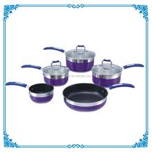 Hot sale wholesale saucepan non-stick cookware set