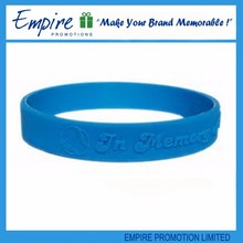 Various new arrival political silicone wristbands