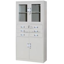 Oficina muebles de Metal acero archivador cajón archivador metálico pecho hierro armario para precio de venta
