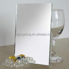 1mm-3mm high quality ALUMINUM MIRROR Jindong brand factory direct