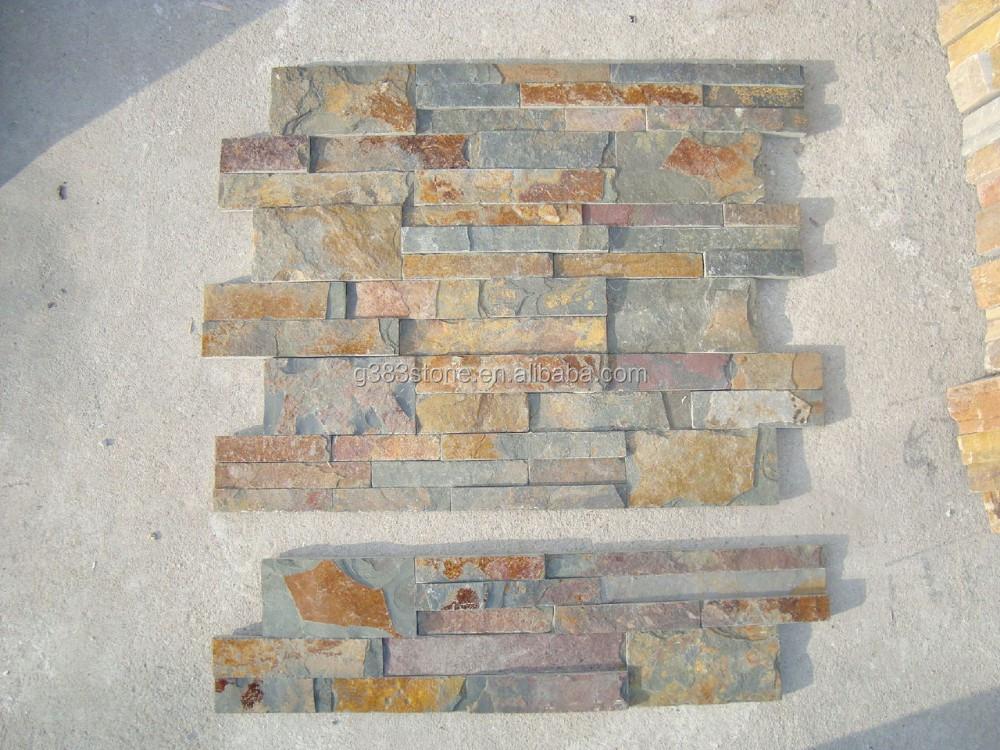 Briques de parement pour rev tement mural d coration mur for Decoration murale brique