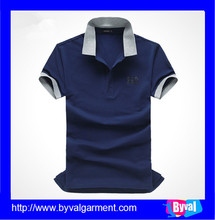 Top quality man's cotton sport clothing short sleeve polo shirt Men t shirt fashion mens polo t-shirts