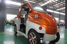 Latest style Street legal high quality Electric Utility Vehicle/car with CE approval
