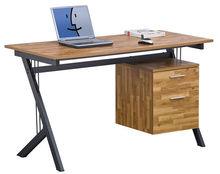 Hot sell office furniture melamine computer desk