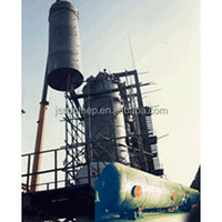 Rectifying Tower, pressure vessel