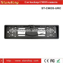 1/3 sharp ccd car rear view license plate camera