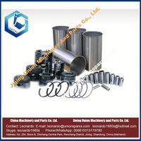 4BG1 cylinder liner used for kobelco SK120-6