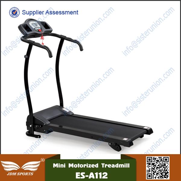Cinta de correr fitness cardio plegable 1.5 HP