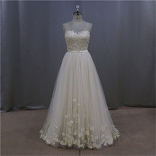 tail beautiful maternity bridal wedding gown