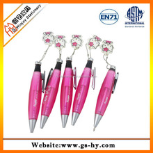 Novelty fat plastic pen for gifts to Children