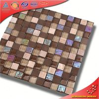 KS242 KS242 Interior Wall Decorative Wall marble mosaic stepping stone patterns
