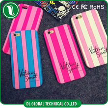 2015 phone accessories for iphone6 pink victoria secret for iphone 6 case, victoria/'s pink secret for iphone 6 plus case